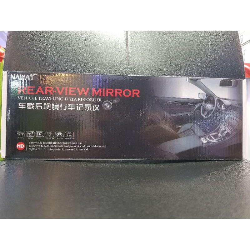 Rear-View Mirron Car Recorder 1080p