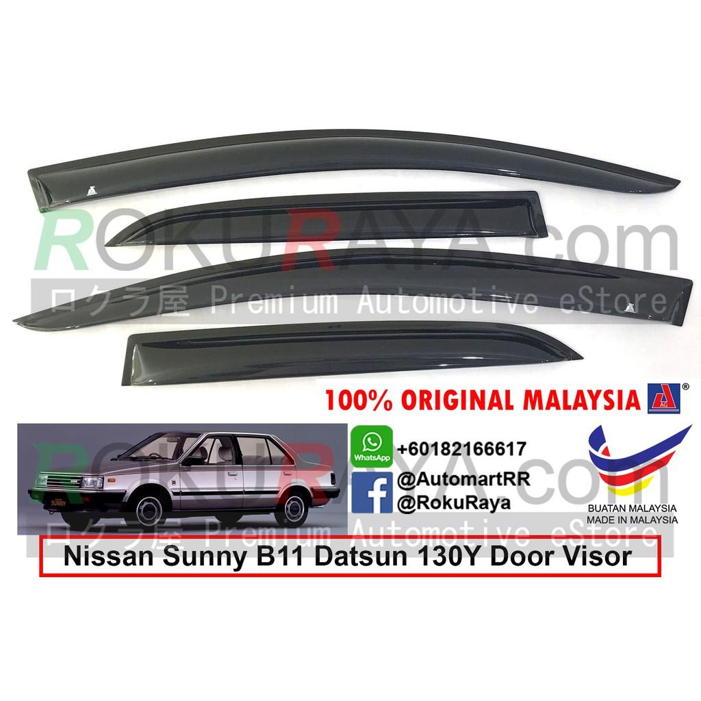 Original Nissan Sunny 130y B11 Air Filter Shopee Malaysia Kompresor Toyota Starlet Denso 13c Exin