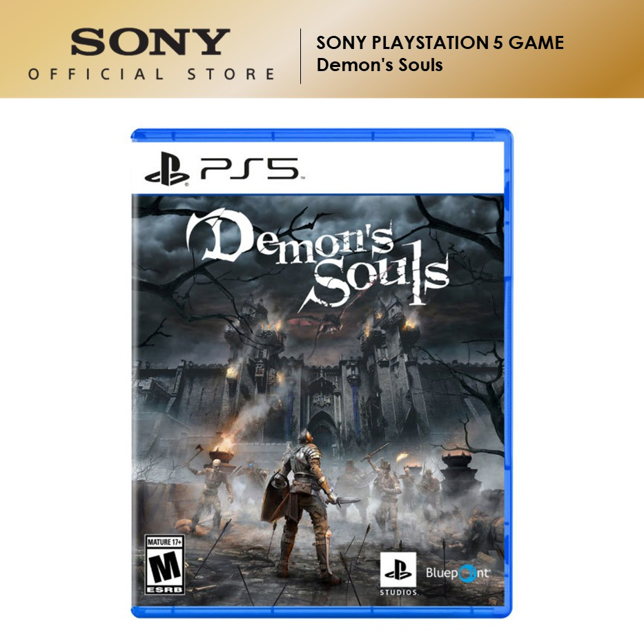 SONY PS5 PlayStation 5 Game Demon's Souls