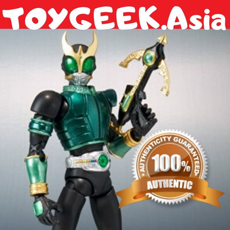 S.H.Figuarts Masked Kamen Rider Kuuga Ultimate Form Tamashii Web Figure New