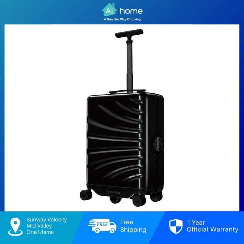 Cowarobot Robotic Smart Suitcase R1 20″ - Auto Follow | Lost Alarm | Auto and Manual Modes | CO-Smart Intelligent Lock