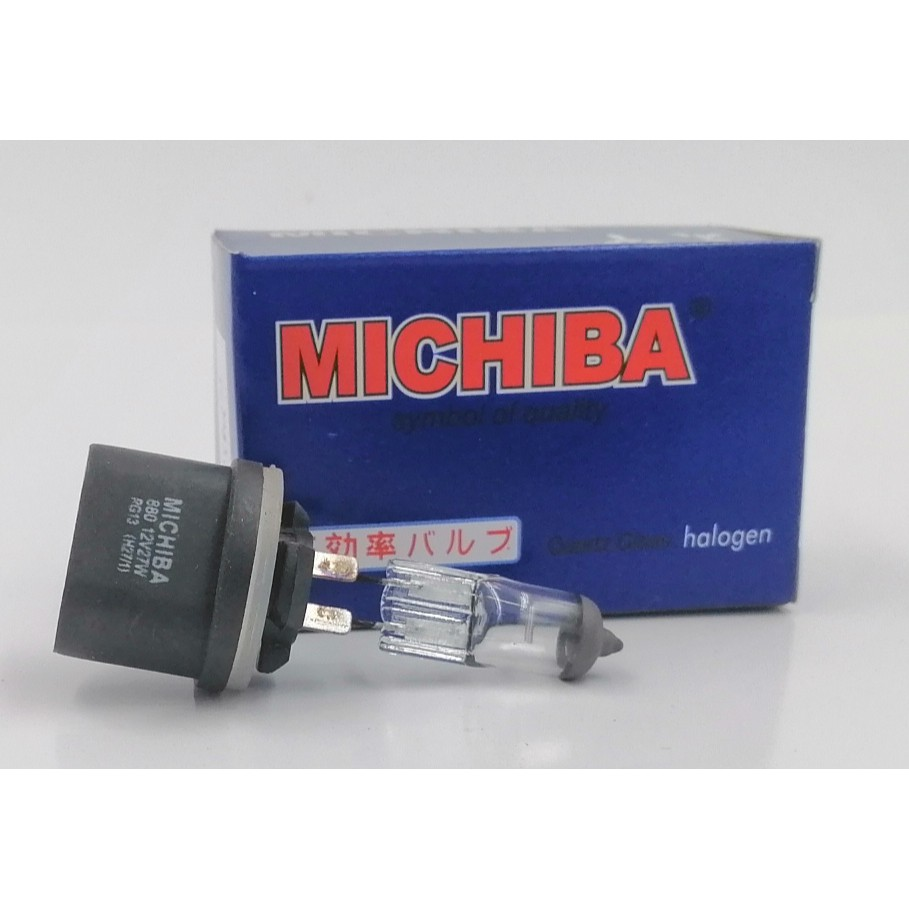 BBM880-MICHIBA HALOGEN 880 12V 27W BULB
