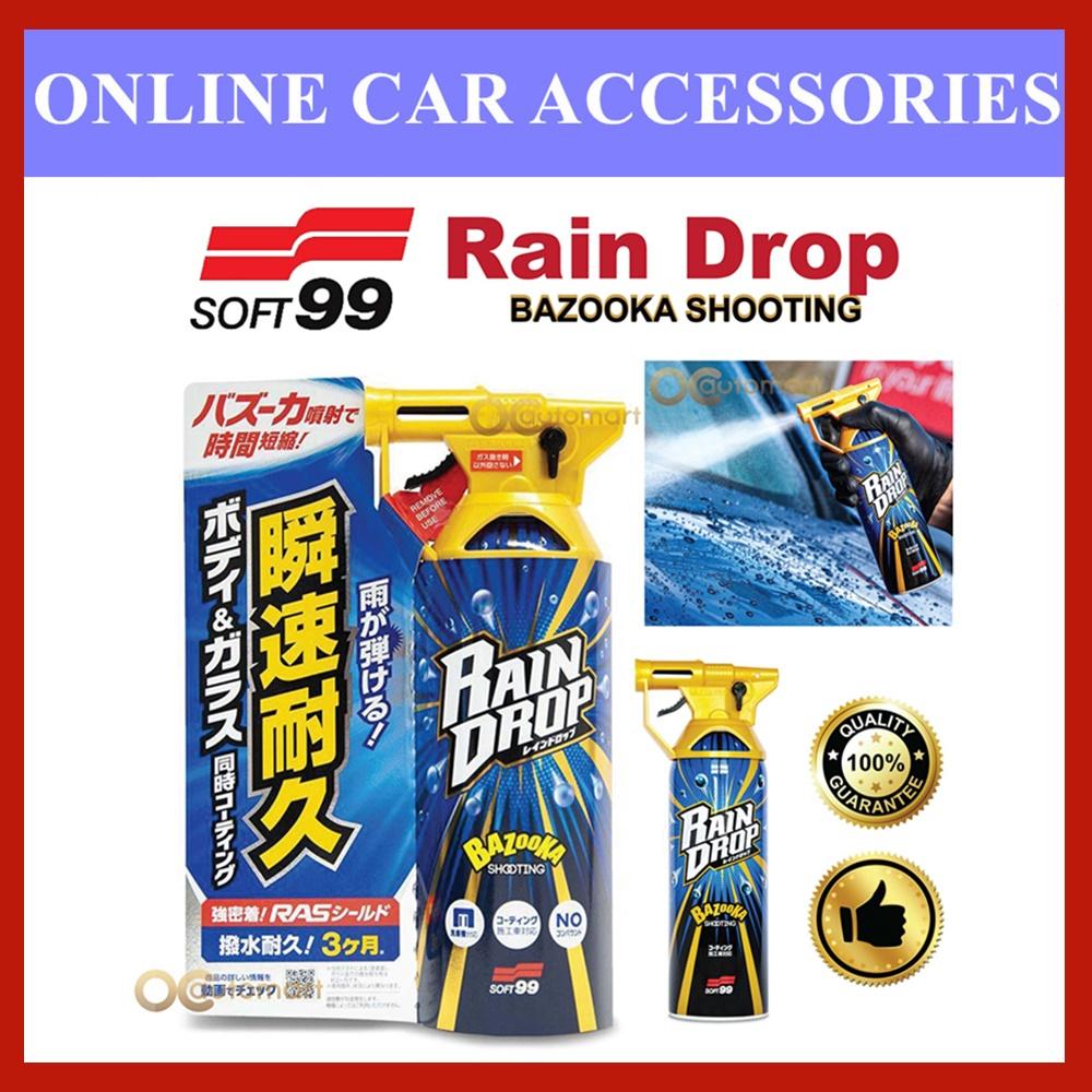 (Free Gift) Soft99 / Soft 99 - Rain Drop Bazooka 150ml