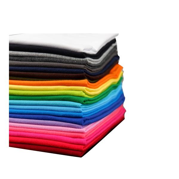 เสื้อยืด แขนสั้น คอกลม cotton100% Semi / 160 GSM