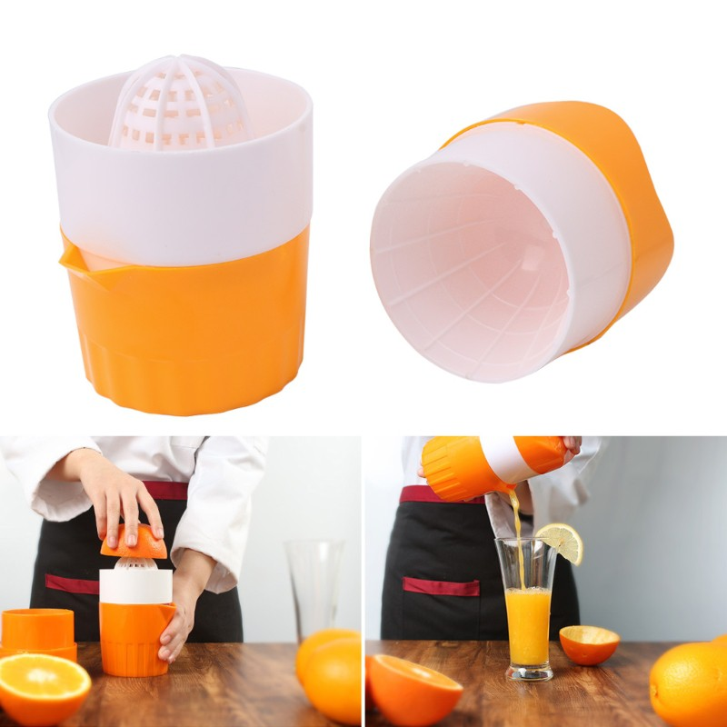 Manual Orange Juicer Citrus Lemon Press Fruit Squeezer Juice Extractor Machine