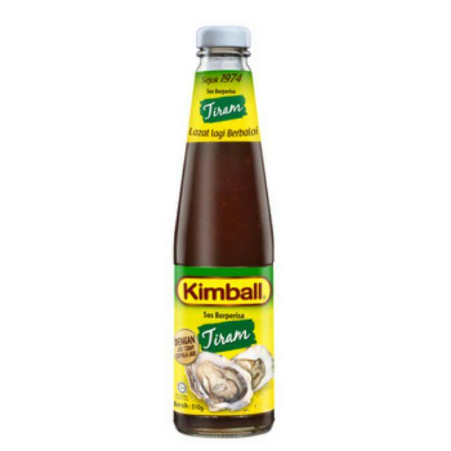 Kimball Sos Tiram Oyster Sauce 510gm Shopee Malaysia