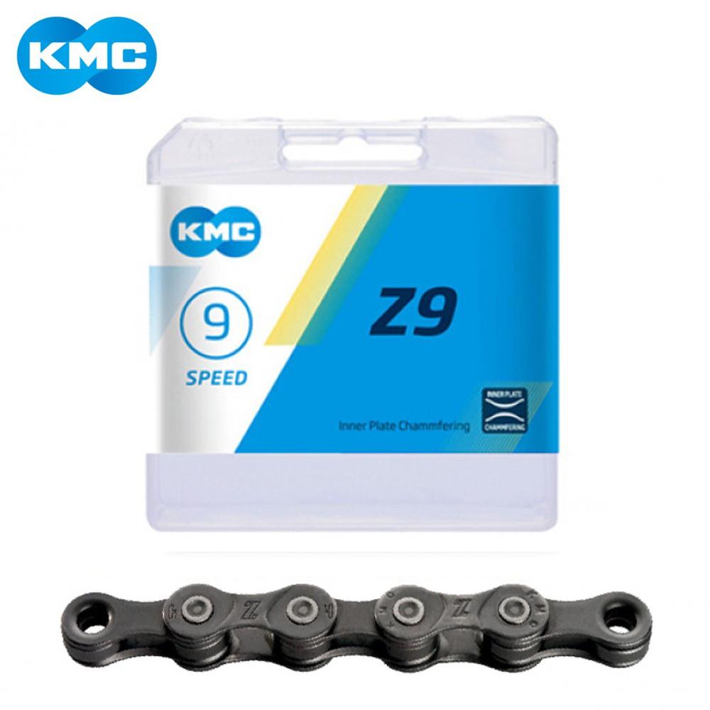KMC 2019 Z8.3 Cycling Chain 1//2 x 11//128 6 7 8 speed 116 Links z7 Upgrade