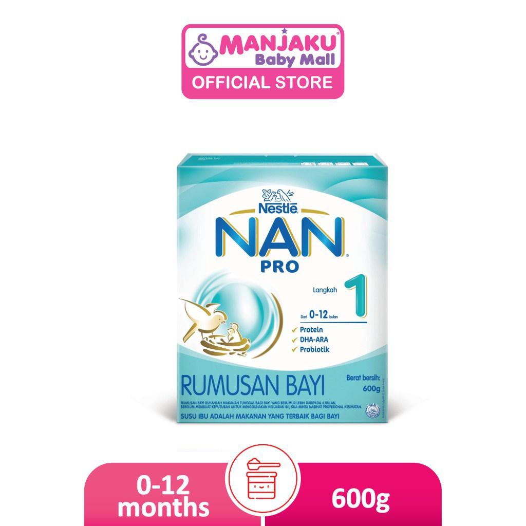 Nestle Nan Pro Step 1 (600g)