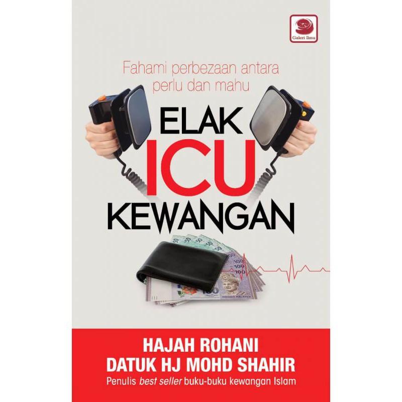 Elak ICU Kewangan - Hajah Rohani Datuk Hj Mohd Shahir