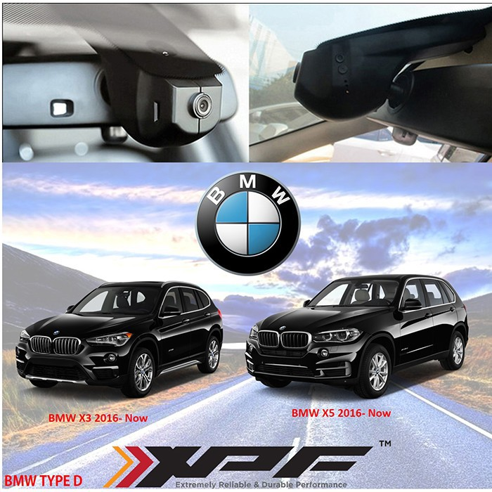 BMW All Models XPF 170° HD Wifi HIDDEN Car DVR Dash Cam Camera