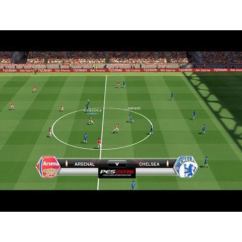 PES 2017 Pro Evolution Soccer - Offline PC Games with CD