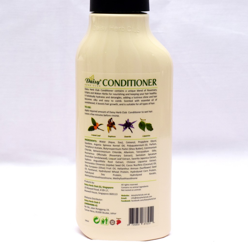 Daisy Hair Conditioner Product of Singapore