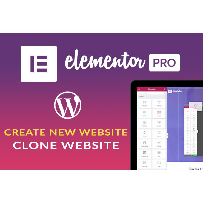 Elementor Pro 1 year License + Installation