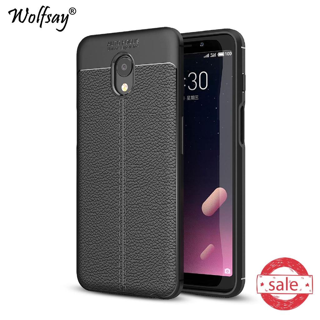 Meizu Meilan M6s S6 Phone Case & Luxury Focus Casing Cover