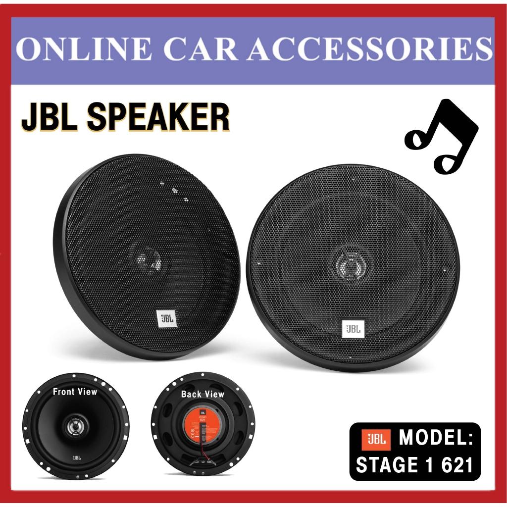 "JBL Stage1-621 6-1/2"""" (160mm) 2-Way Car Speaker Peak Power : 175W • RMS Power : 35W"