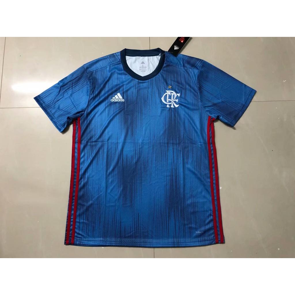 sale retailer 6e52c 442ac 2018 2019 Top Quality CR Flamengo Home and Away Football Jersey Football  Shirt