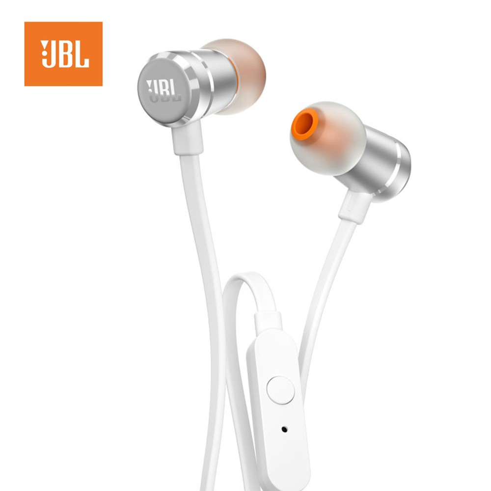 bc64aba227f ProductImage. ProductImage. JBL T290 3.5mm Wired In-ear Headphones Stereo  Music Headset Bass Earphones