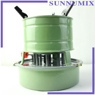Outdoor Diesel Stove Kerosene Burner Picnic Field Heater for 1-2 Person