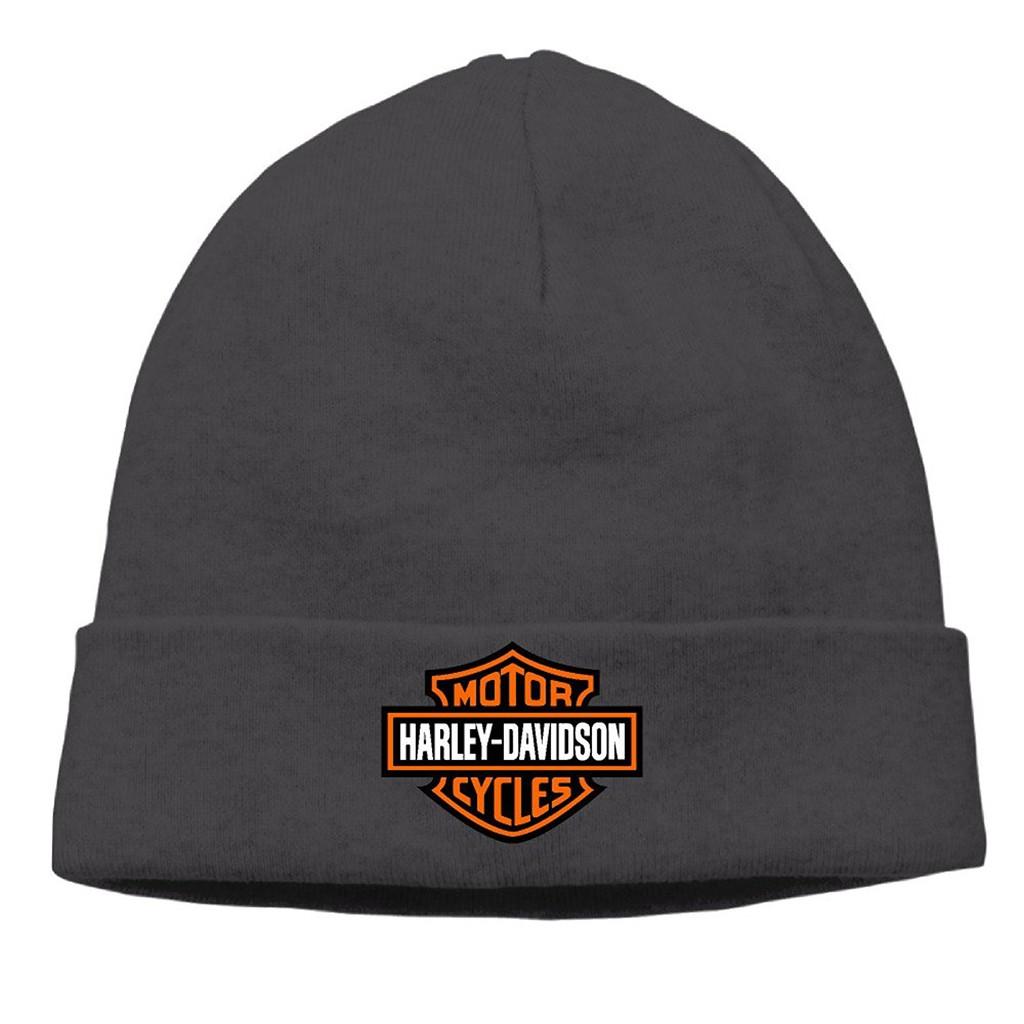 6e44b2d00 Harley Davidson Knit Cap Woolen Cotton Hat For Unisex