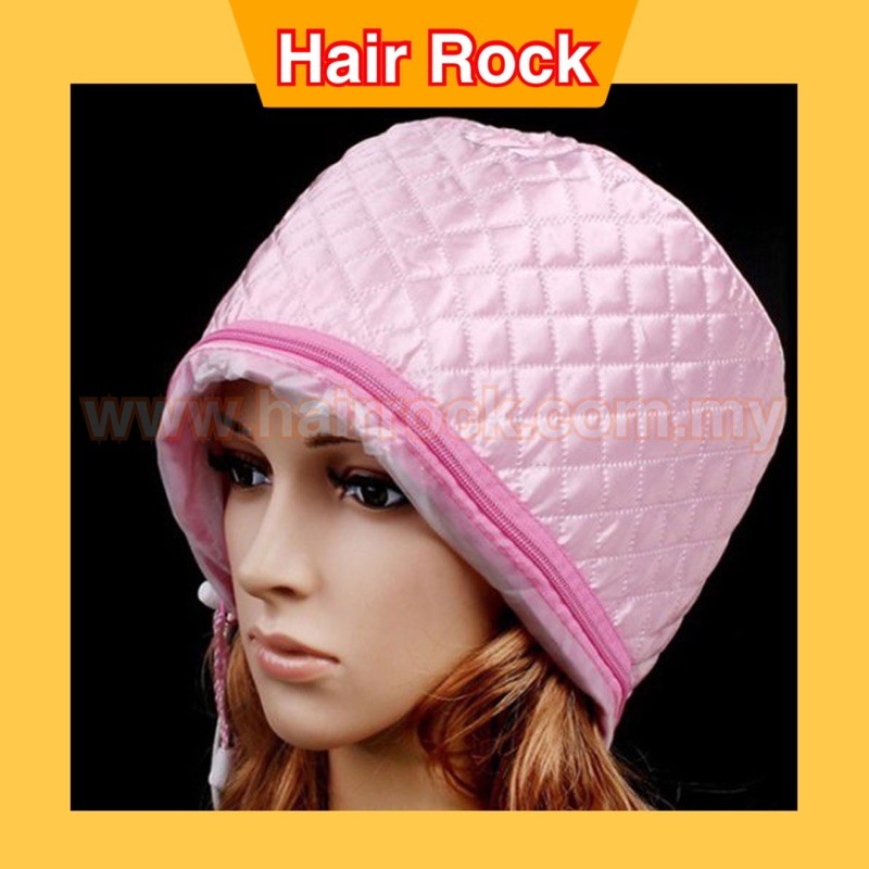 Electric Thermal Treatment Beauty Steamer SPA Hair Care Cap