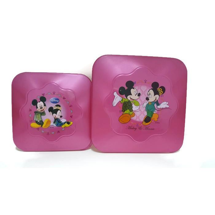 Elianware Disney Casserole set (7 & 9 inch)- Pink
