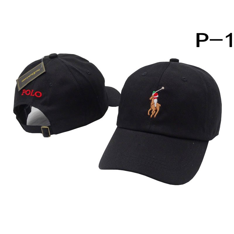 9a5645d9ebf481 Ralph Lauren Polo Classic Embroidered Pony Cotton Chino Baseball Cap  Adjustable