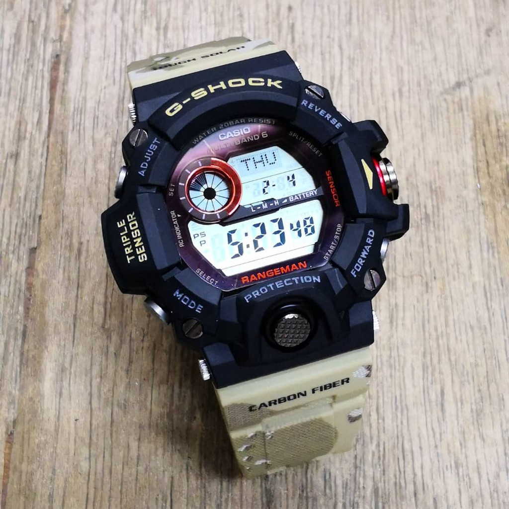 official photos d94ae 43f07 COPY ORI Casio Gshock Rangeman Autolight GW9400