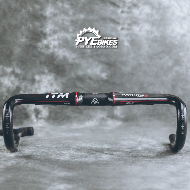 420mm Cinelli Pista Aluminum Bike Handlebar 31.8mm x 400mm Bicycle Drop Bar