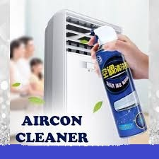 500ML Air Conditioner Cleaning Spray for Air Con Dust Freeze