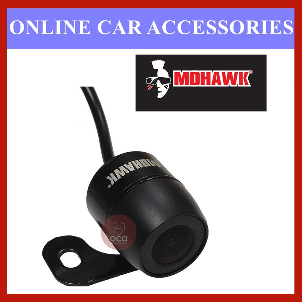 Mohawk Front And Rear View Electronic Reverse Camera System For Car M-CMR3