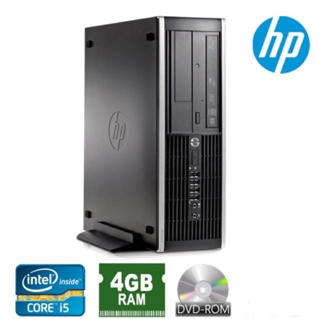 i5 3rd GEN / HP 8300 / CORE i5 - 3470 / RAM 4GB DDR3 / HDD 500GB / CPU  DESKTOP