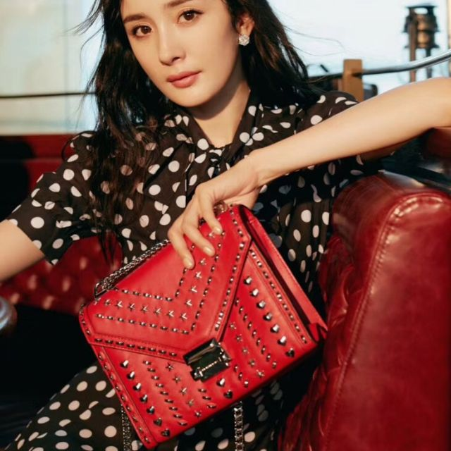 f22c7fb38701 Pre-order)Authentic♚Michael kors X Yang Mi Whitney Shoulder bag ...