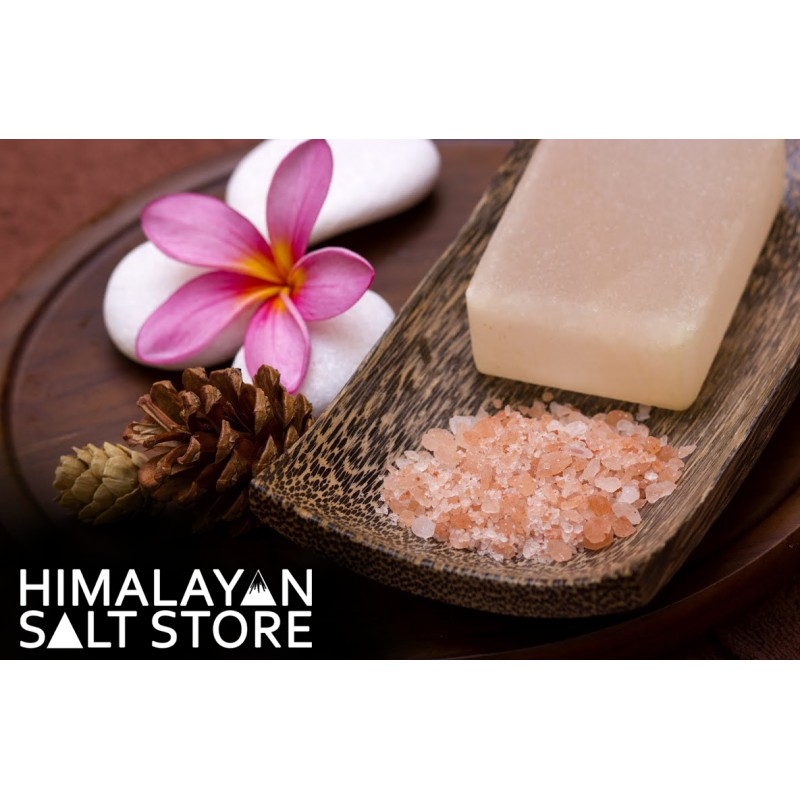 Sabun Garam Bukit Rock Salt 100% Organic For All skin Type