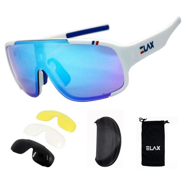 Men Women Cycling Glasses Mountain Bike Goggles Bicycle Sport  UV400 Sunglasses