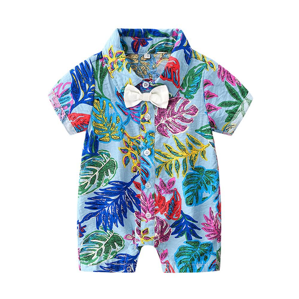 Baby Girl Jumpsuit Aloha Hawaii Baby Clothes