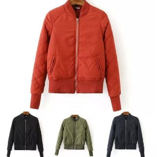fantastic savings reliable quality cost charm H & M Bomber Jacket