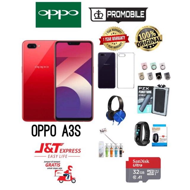OPPO A3S [3GB + 32GB]