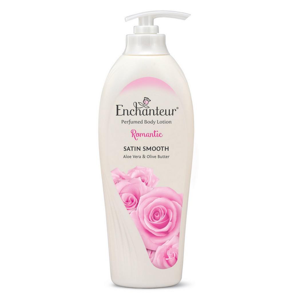 Enchanteur Paris Hand And Body Lotion Mon Amie Light Fresh Citra Nourished Radiance 250ml 100ml Shopee Malaysia