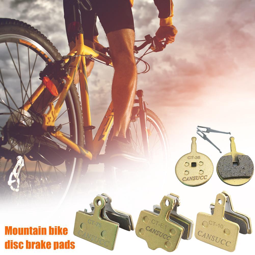 Bicycle Brake Pads for Tektro Lyra Novela Iox Bike Disc DIY Repairing Parts