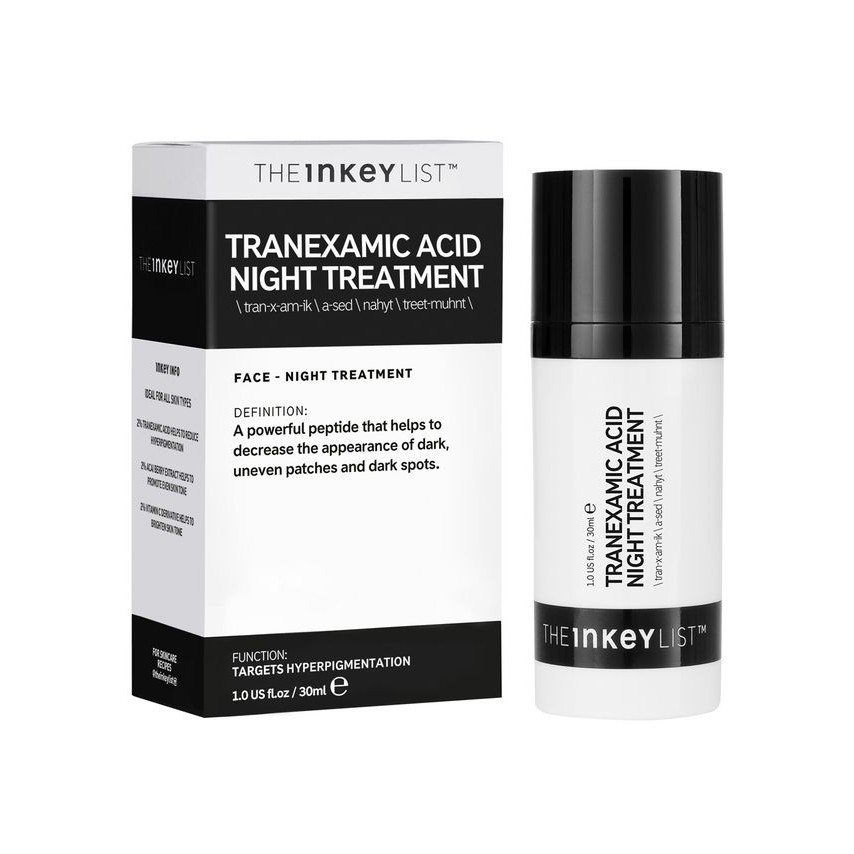 THE INKEY LIST Tranexamic Acid Overnight Treatment( 30ml )   Shopee Malaysia