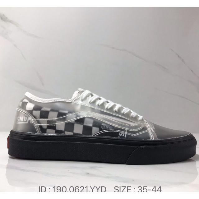 Vans Silp Skool Casual Shoes Sneakers Premium - Grey/35-44 EURO