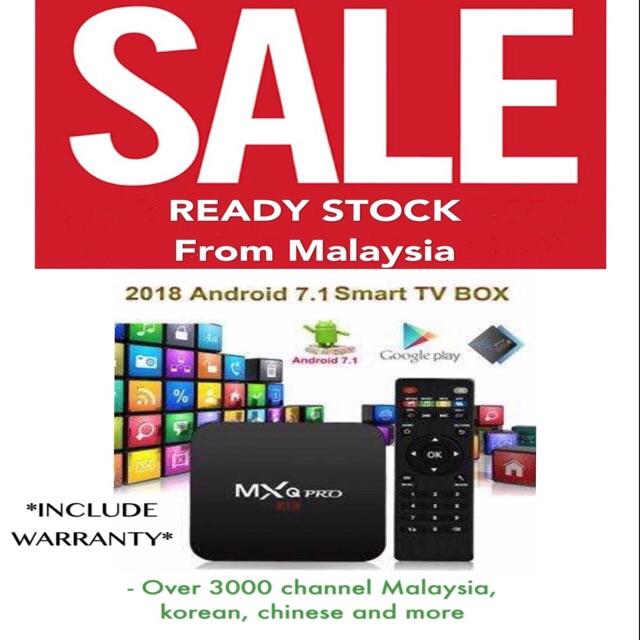 Live 3000 Premium Channel Mxq Pro 4k Android Tv Box Tvbox Iptv