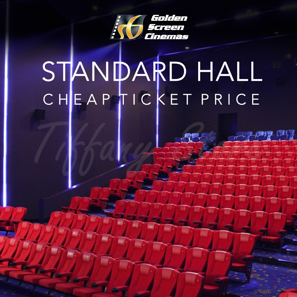 Cheap Gsc Movie Ticket Offer Standard Hall Shopee Malaysia