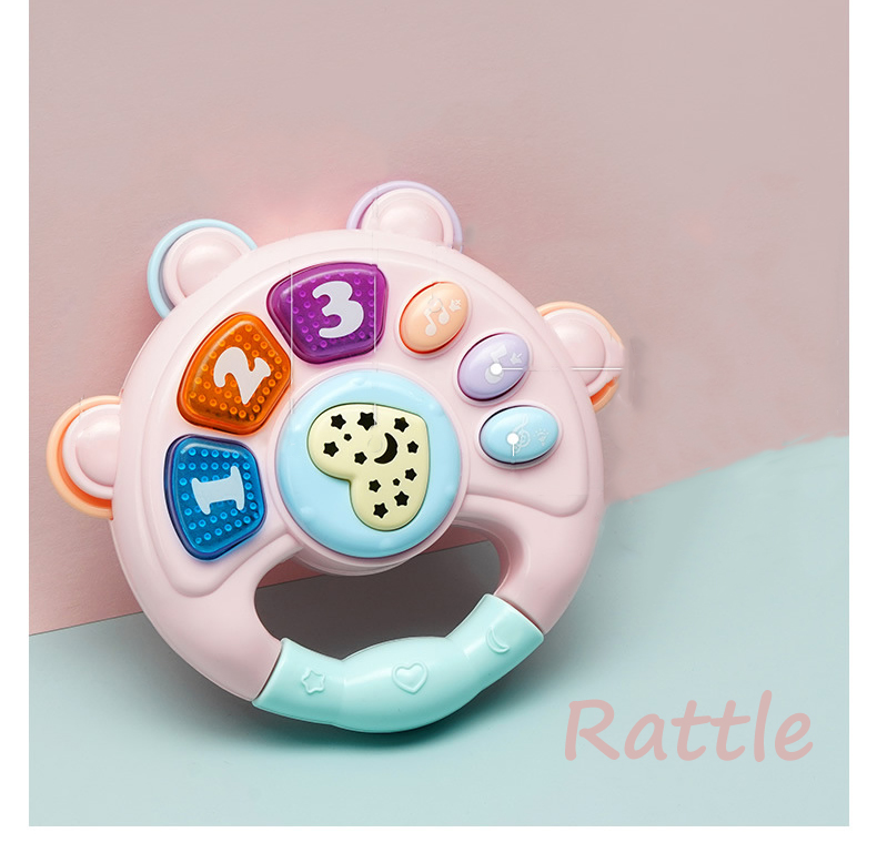 GDeal Light Projection Music Toy Newborn Baby Toys Infant Cognition Early Educational Toys For Toddlers