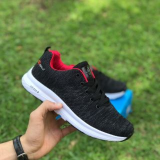 ??NEW ARRIVAL??ADIDAS NEO V6 BLACK RED [41 45 EURO]