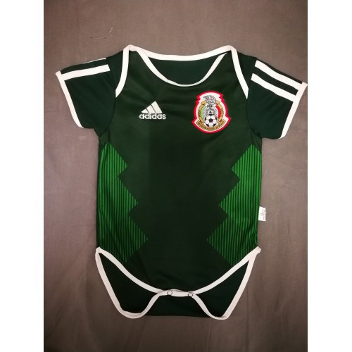 Mexico Infant Home World Cup 2018 CLIMALITE Fans Jersey