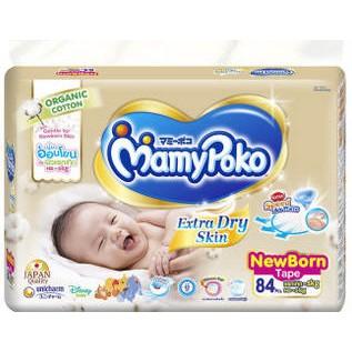 Mamy Poko Extra Dry Skin Tap แบบเทป *** ไม่รวมค่าจ