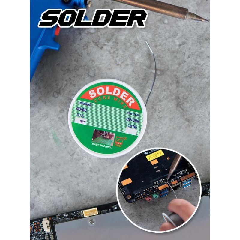 High quality 1.0mm  60g Tin Lead General Purpose Solder Wire Lead for Soldering