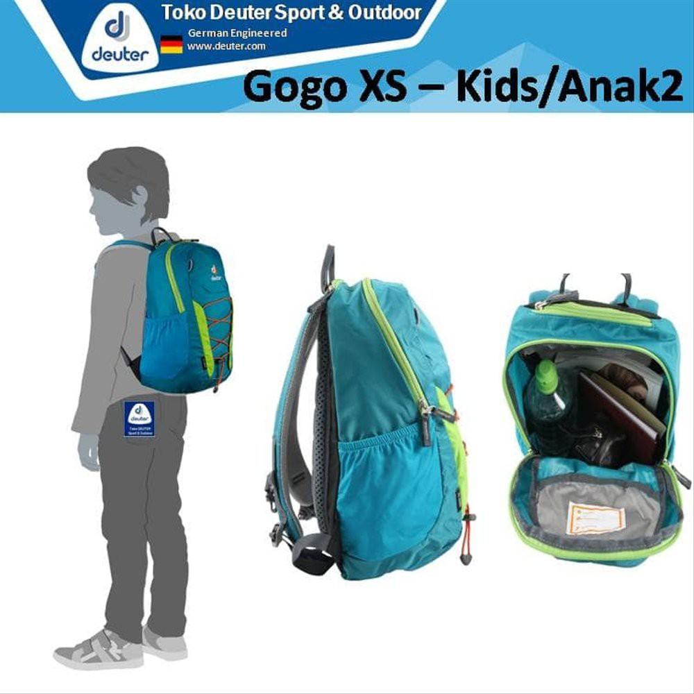 achten Sie auf heiße neue Produkte sehen Deuter GOGO XS Kids Backpack- For School Kindergarten ...