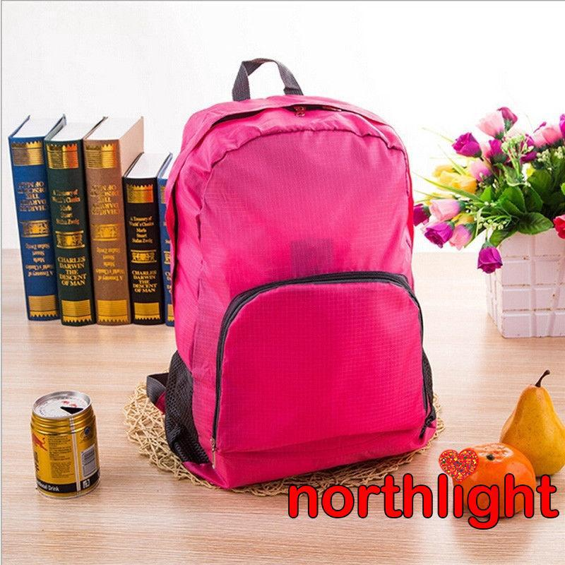 242d3a4d78ca ML.-Boys Girls Kid Plain Backpack Rucksack School College Travel ...